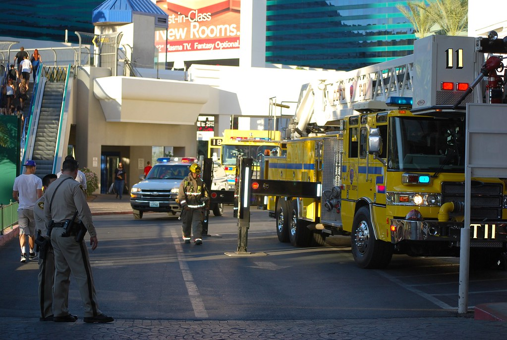 Las Vegas Emergency Room Near Flamingo And Desert In