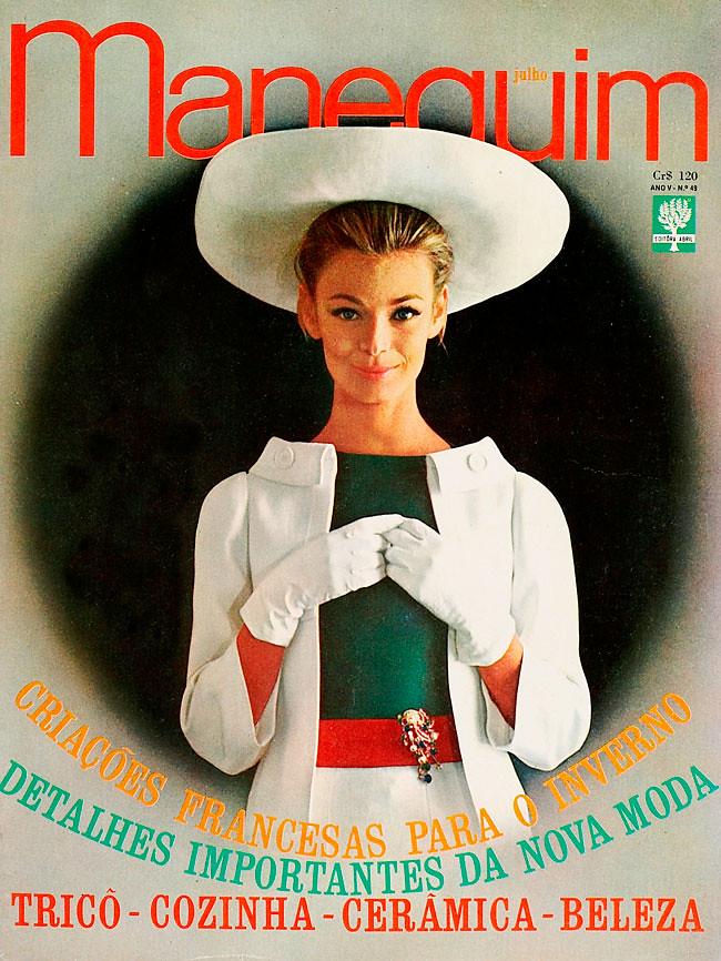 Manequim July 1963 Brazilian Fashion Magazine Manequim Jul Flickr