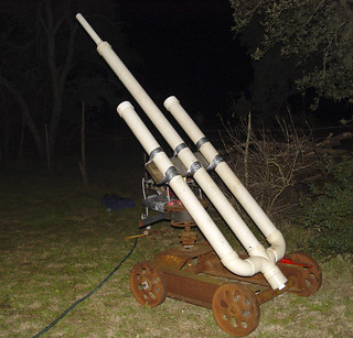 Compressed Air Potato Cannon | by sweejak