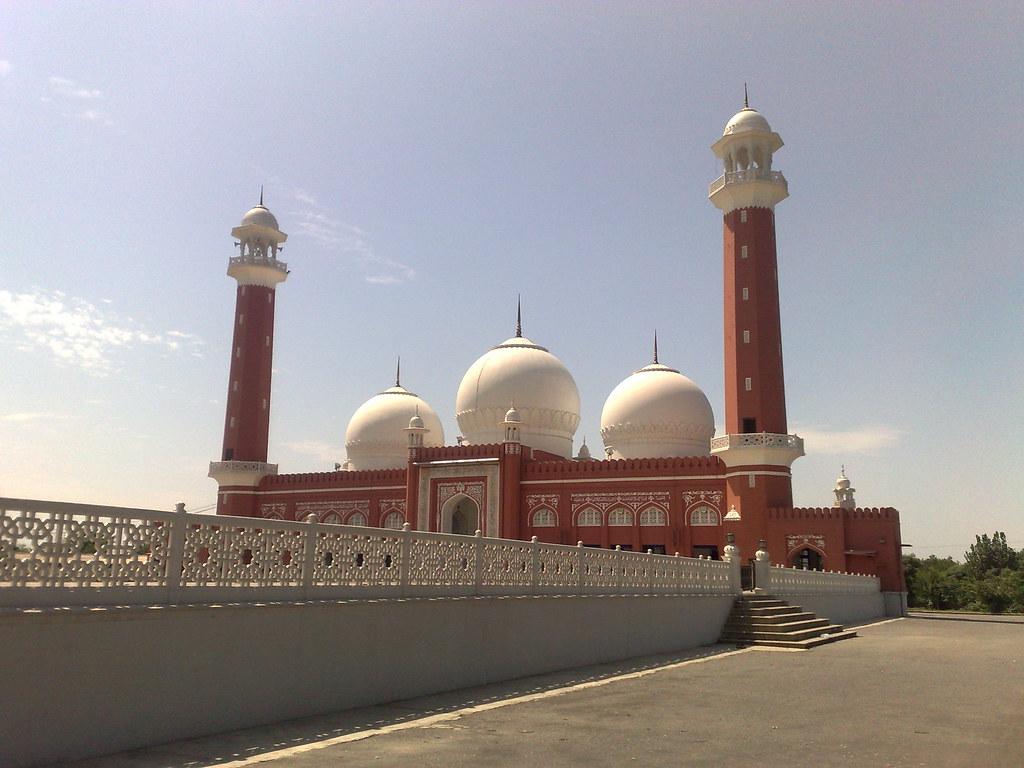 Markazi Jamia Masjid, ...