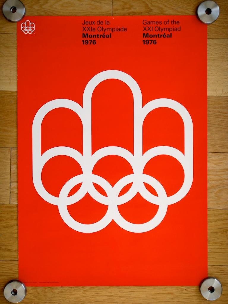 Montreal Games 1976 1976 Montréal Olympics
