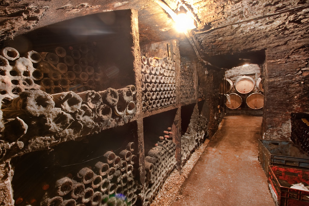 ... Secret Stashu0027 France Burgundy Michel Lafarge Wine Cellar | by. u0027 & The Secret Stashu0027 France Burgundy Michel Lafarge Wine u2026 | Flickr