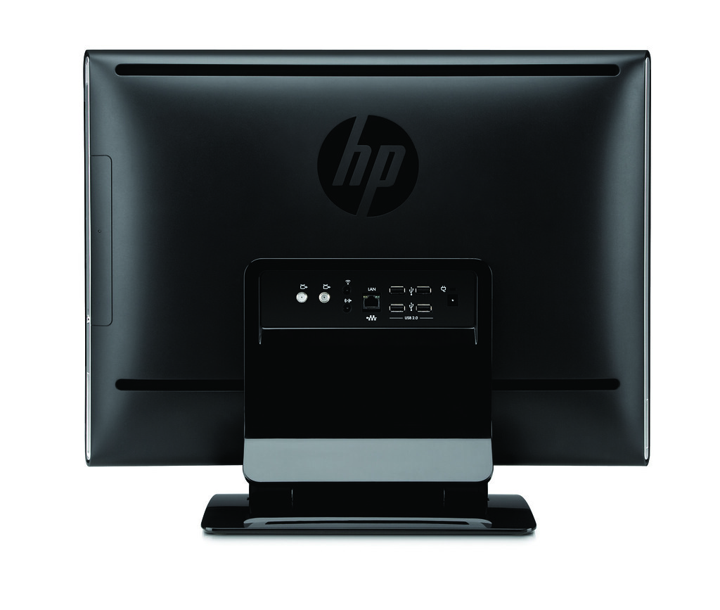 ... HP TouchSmart 310 PC, back view | by HP Hewlett-Packard