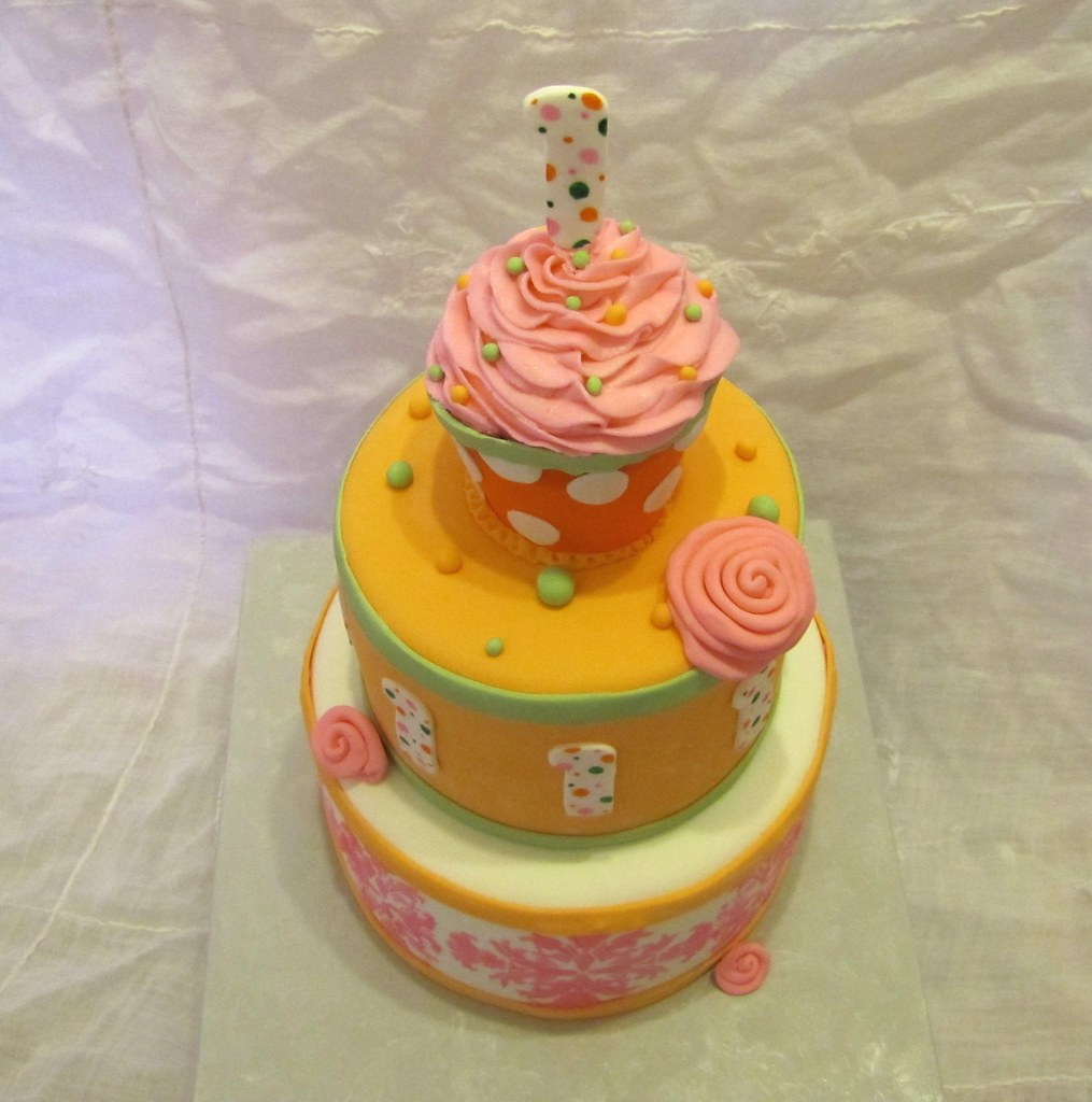 One Year Old Cake Pan