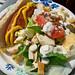 Sausage Dog & Salad