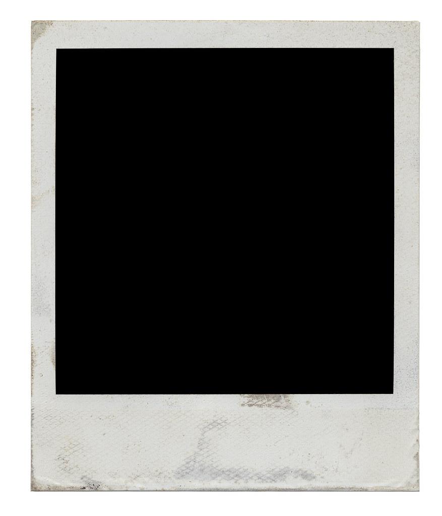 Polaroid Frame 01   www.fuzzimo.com/free-hi-res-blank ...
