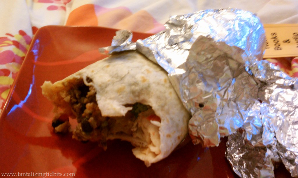 Black Bean Burritto Mels Kitchen Cafe
