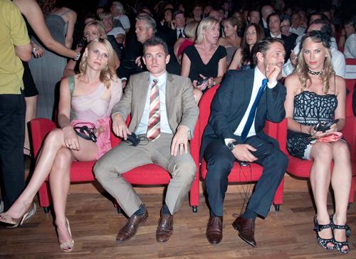 Claire Danes, Hugh Dancy, Jason Priestley, Naomi Lowde Jul… | Flickr Claire Danes