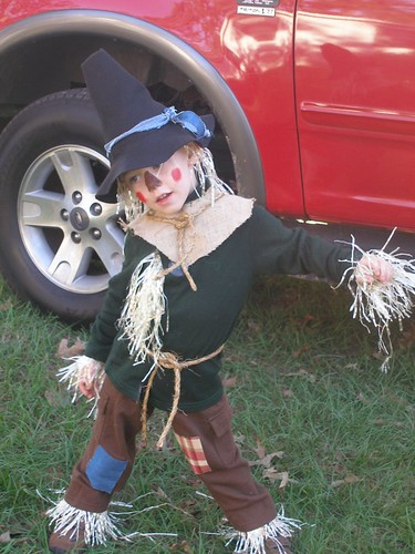 Scarecrow Costume | by Paper soup