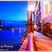 London Blackfriars - Blue Hour Riverside Walk