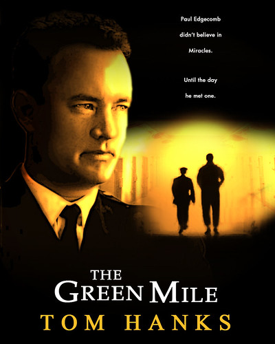 the green mile book movie contrast Having seen the movie, the green mile, and read the novel of the same name by stephen king, i am glad to say that the movie stays true to the book.