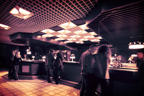 Bar Scene | by kirberich