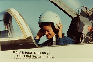 Ride, Sally | by San Diego Air & Space Museum Archives