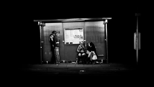 Bus Stop | by robotswanking