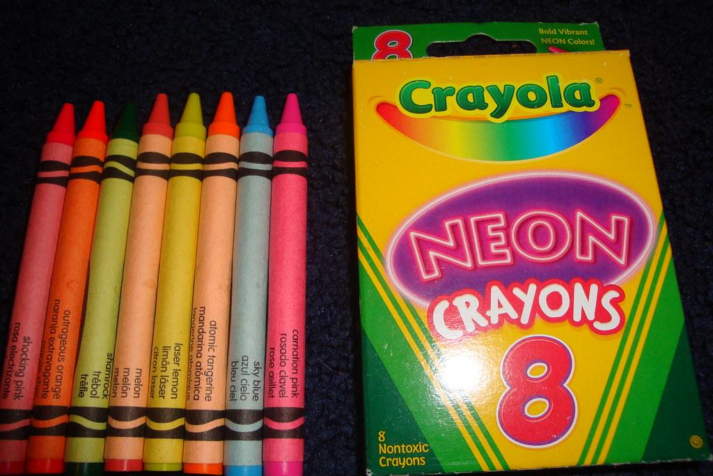 Acrylic Paint Crayons