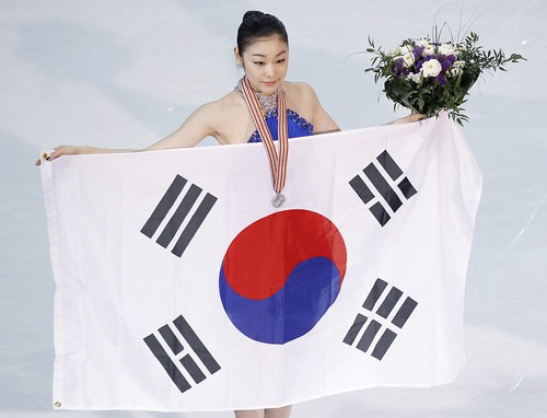 "Foto ""Figure Skating Queen YUNA KIM"" by { QUEEN YUNA } - flickr"