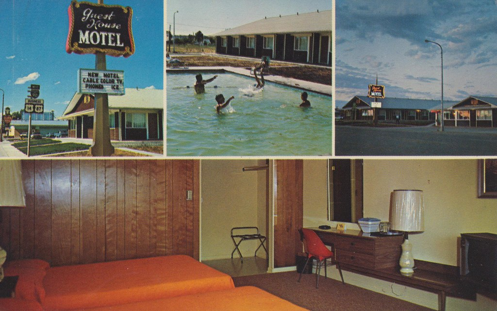 Guest House Motel - Sheridan, Wyoming