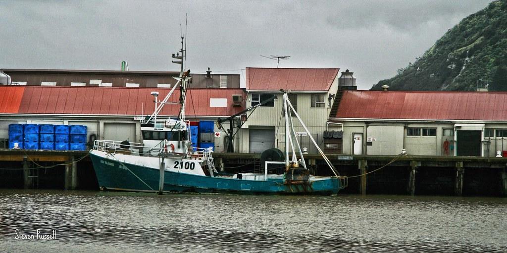 Jay elaine 2100 greymouth based fishing vessel the jay for Elaine b fishing reports