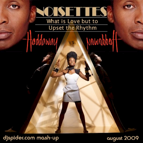haddaway_vs_the_noisettes | by djspideruk