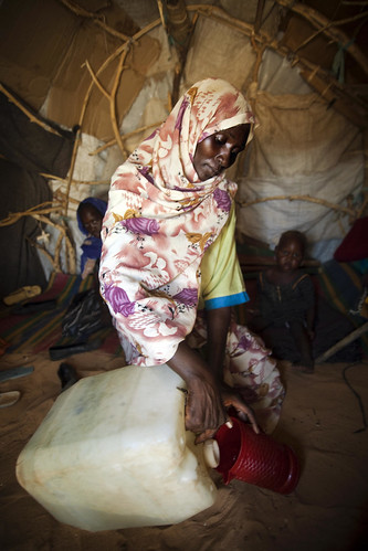 Newly Displaced Sudanese Settle in Tawila, North Darfur | by United Nations Photo