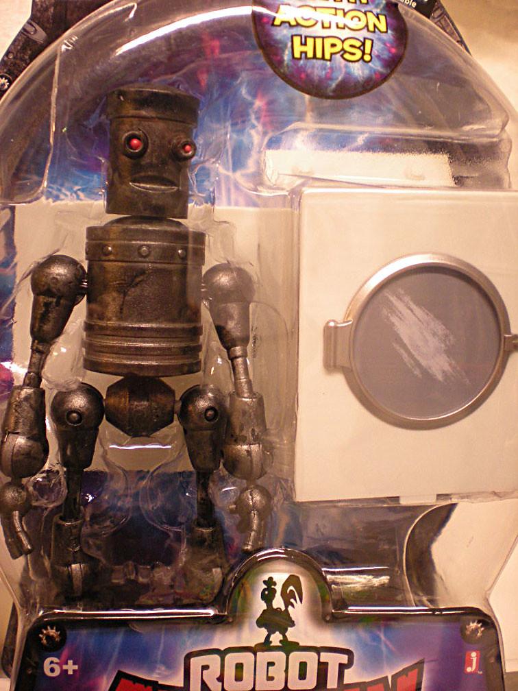 robot chicken washing machine