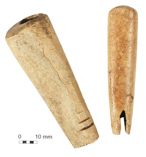 Bone handles | by Wessex Archaeology
