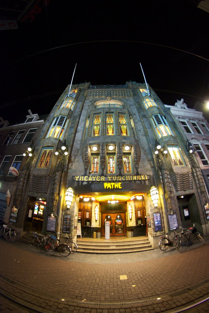 Theater Tuschinski by Night 2