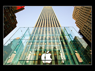 Apple Store, 5th Avenue New York City | by sachman75