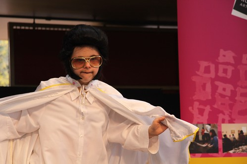 Elvis rocks | by Accessible Arts Western Sydney