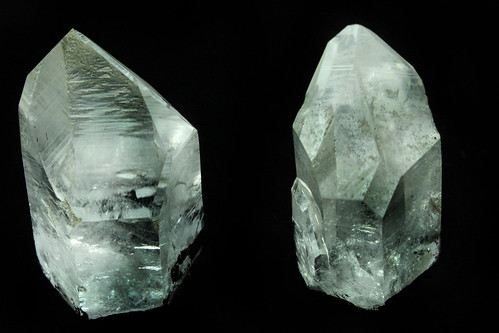Quartz Crystal points collection | by The Crystal Caves