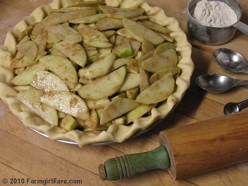Apple Pie in the Making 1 | by Farmgirl Susan