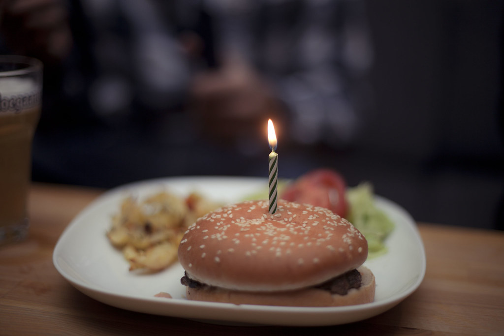 Candles On Birthday Cake Origin