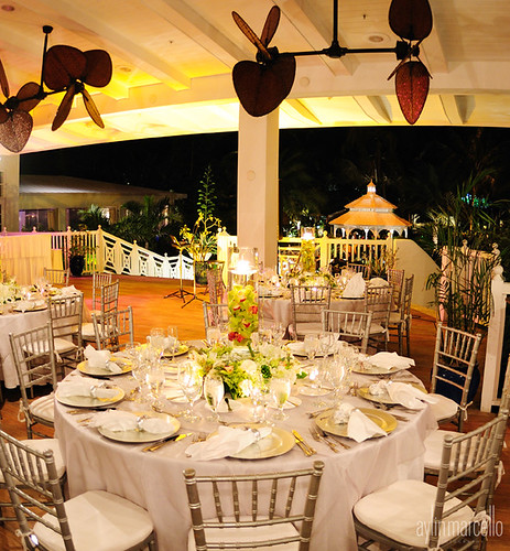 Reception on Veranda Terrace | by thepalmshotel