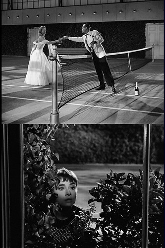 tennis courts | by Rare Audrey Hepburn