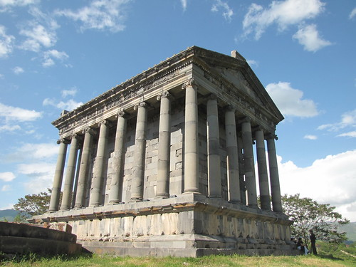 Garni Temple ,Armenia | by Alexanyan
