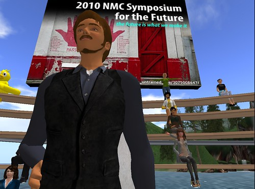2010 NMC Symposium for the Future | by NMC Second Life