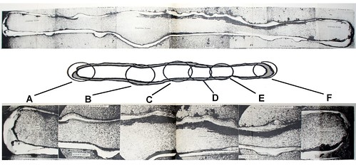 Cross-section of a Roman Republican Denarius Campbell Plated Greek and Roman Coins 1933 | by Ahala