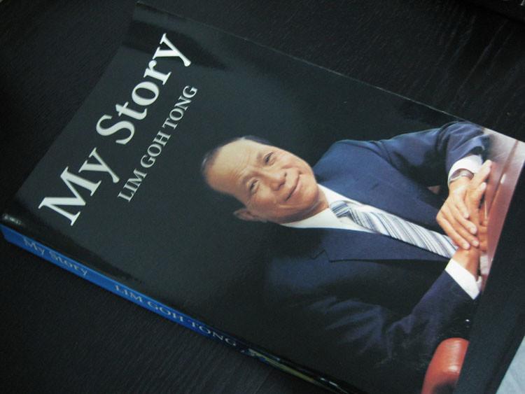 my story lim goh tong