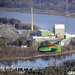Greenpeace Airship over Vermont Yankee