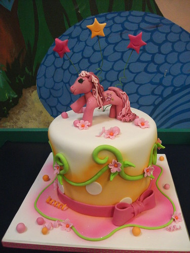 Brooke's 3rd Birthday Cake | by Sweet Treacle