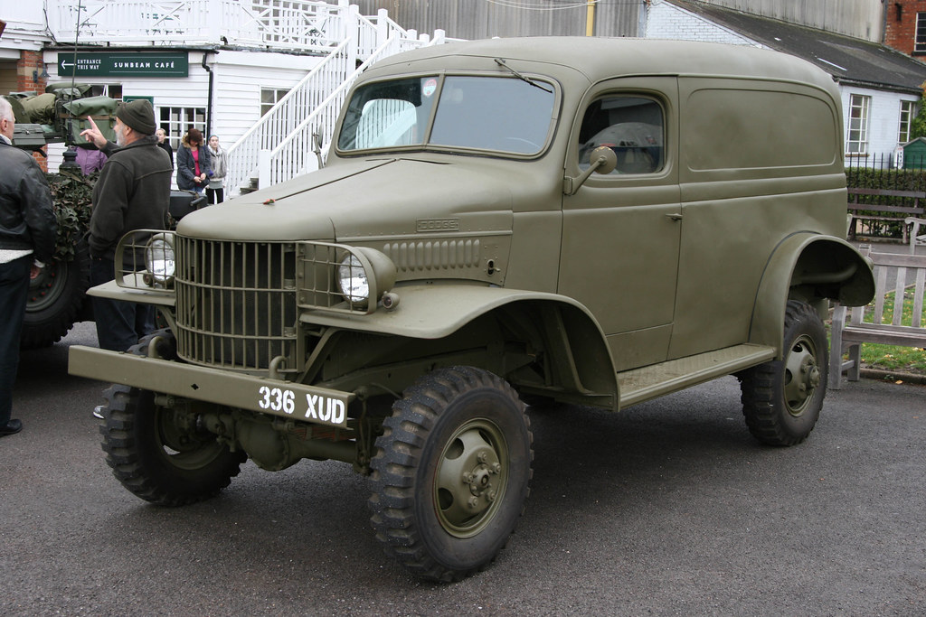 68257750576419629 also 492 together with Ww2 Dodge Sale likewise A Brief History Of How The Aftermarket Created Gms 4wd 1624552228 additionally 10629495 1944 Us Army World War Ii Deuce And A Half G M C Cckw 352 Truck. on ww2 dodge power wagon