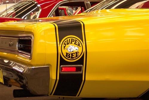 New Dodge Challenger >> 1970 Dodge Super Bee | 1970 Dodge Super Bee coupe bumble bee… | Flickr