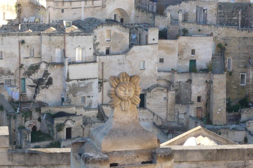 Matera Italy Cave Hotels