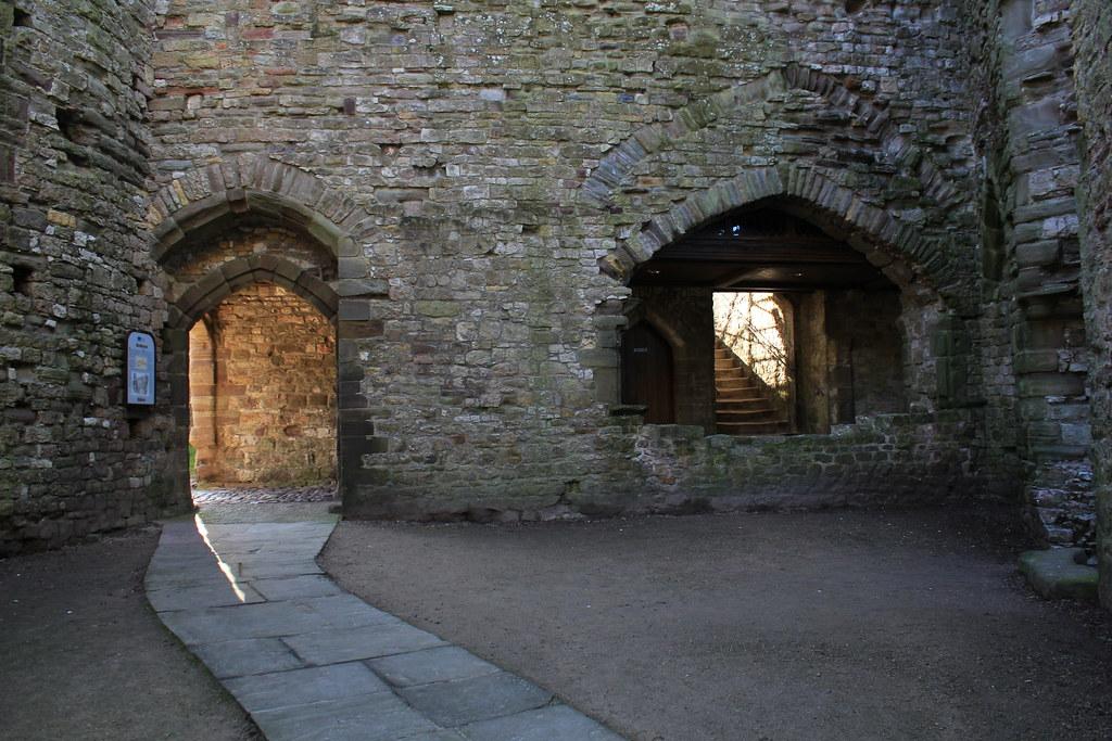 Castle Photography Chepstow Chepstow Castle Interior