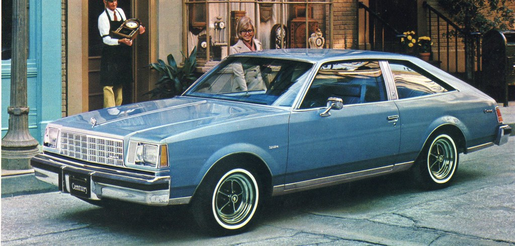 1980 Buick Century Coupe Green Bean Bunwich Flickr