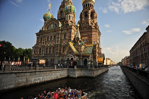 Church of the Resurrection of Jesus Christ, St. Petersburg | by goingslowly