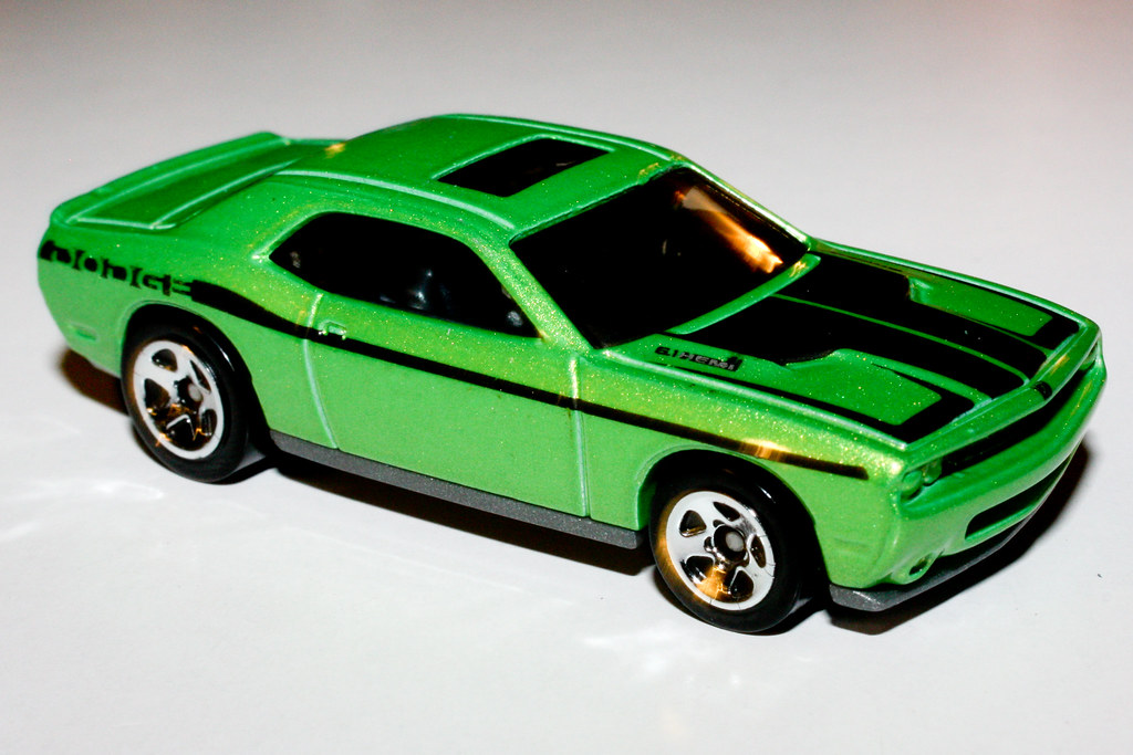 Hot Wheels '08 Dodge Challenger SRT8 | Photo by Kevin ...