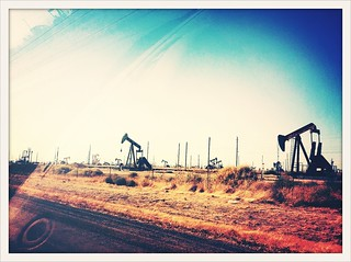 So Many Oil Rigs | by adamfarnsworth