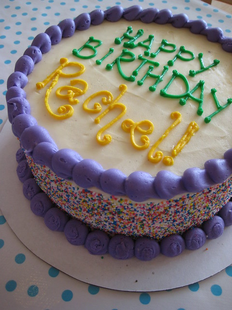 Gluten Free Birthday Cake Ms