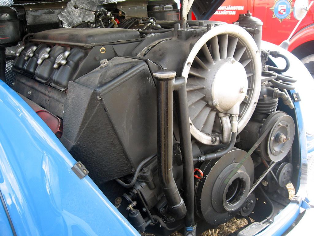 Deutz Air Cooled V8 Diesel Engine Timitrius Flickr